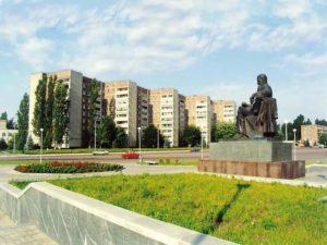 Курчатов Курской области